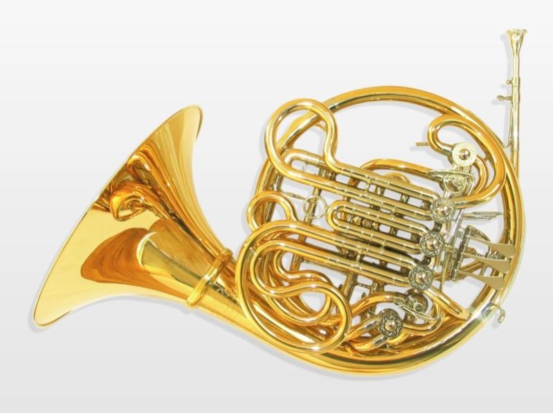 Luxus Koffer Neusilbergarnitur Eb//F Konzert- Waldhorn Jugendhorn French Horn